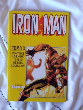 Iron Man Tomo 3 (Retapado)