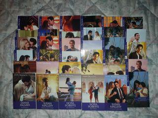 Lote novelas colección Moments