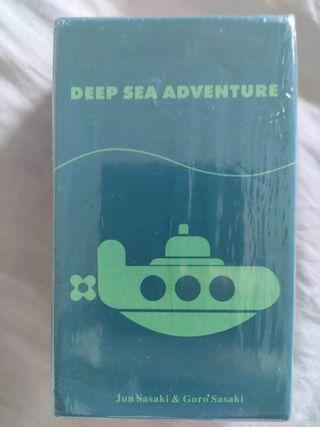 Juego Deep Sea Adventure