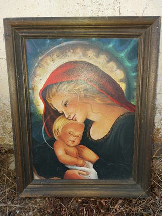 cuadros religiosos antiguos
