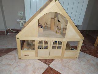 casa de muñecas beeboo