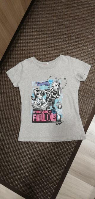 CAMISETA NIÑA MONSTER HIGH