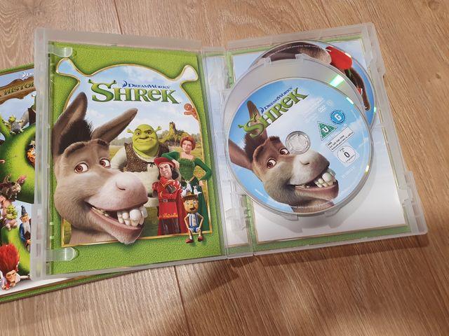 Saga de películas completa de Shreck