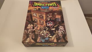 Zombie Tower juego mesa tablero