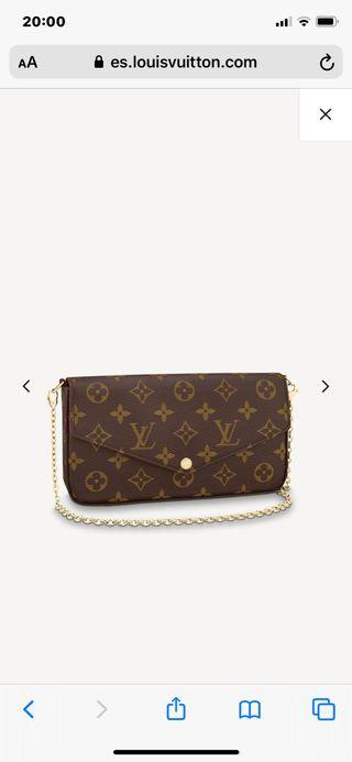 Bolso Louis Vuitton felicie