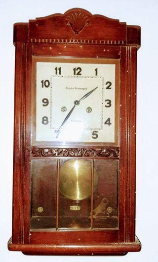 reloj Ramón armengod Valencia años 40