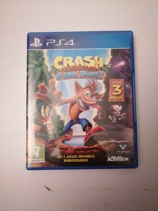 Crash Bandicoot N-Sabe Trilogy