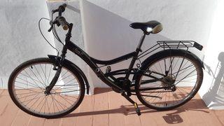 Bicicleta de Paseo Mujer TREKKING