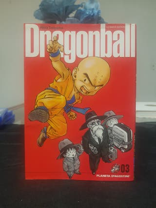 DRAGON BALL ULTIMATE EDITION Nº03