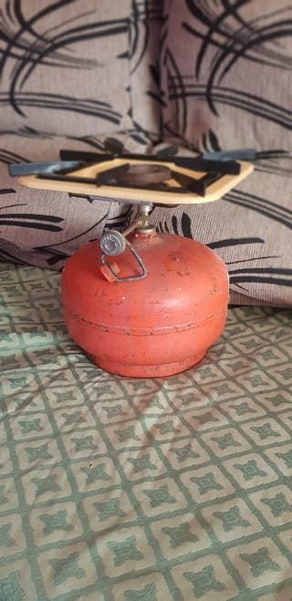hornilla camping gas