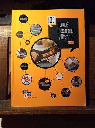 Lengua castellana y literatura 2º Bach