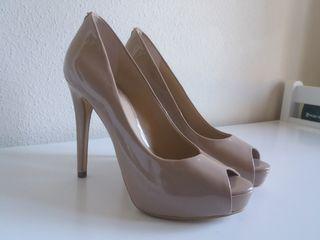 Zapatos Guess peep toe