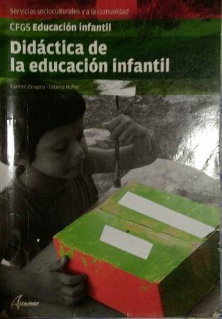 """Vendo """"Didáctica de la educación infantil"""