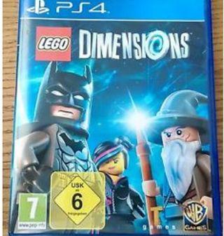 Lego DIMENSIONS PS4