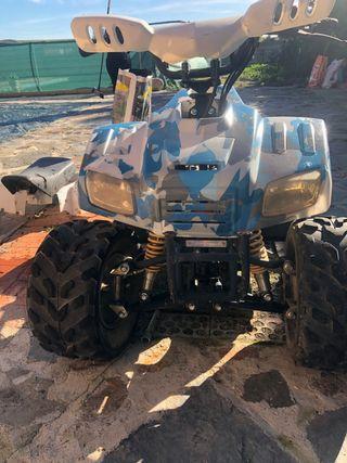 Quad mediano 250cc
