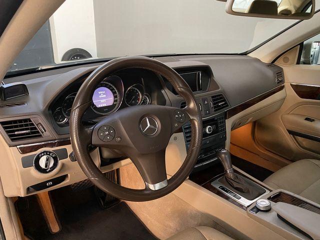 Mercedes-Benz Clase E 250 CGI COUPE