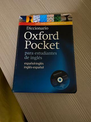 Diccionario Oxford Pocket