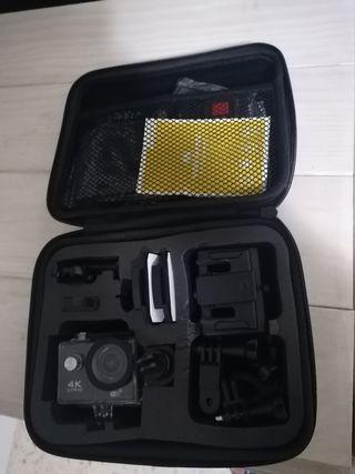 cámara 4k ultra HD