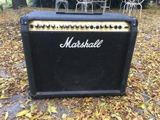 Amplificador guitarra Marshall