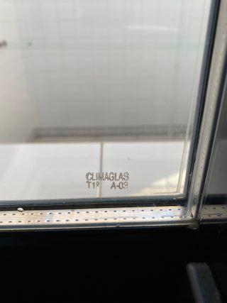 Ventanas balconeras corredera con persiana