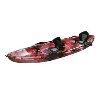 Kayak familiar/pesca en perfecto estado