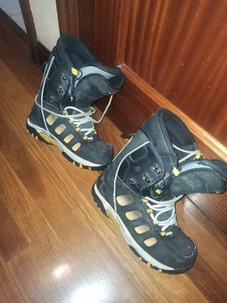 botas snowboard NITRO T45