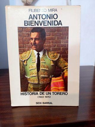 libro de Antonio bienvenida (1922_1975)