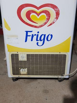 congelador arcón de helados