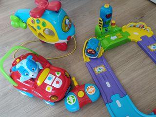 Vtech lote primeros juguetes de bebé