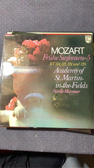 Discos de vinilo de musica clásica