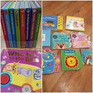 libros ingleses niños