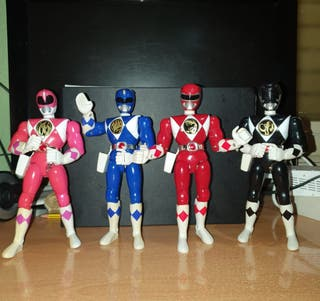 Lote Figuras Power rangers