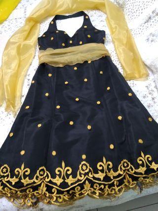 Vestido de fiesta Sonia Peña