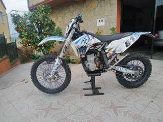 Ktm exc 450 2008