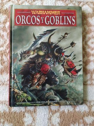 Warhammer Fantasy Codex Orcos y Goblins