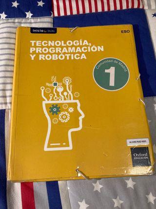 Libro tecnología OXFORD EDUCATION INICIA DUAL
