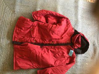Acolchado chaqueton talla grande