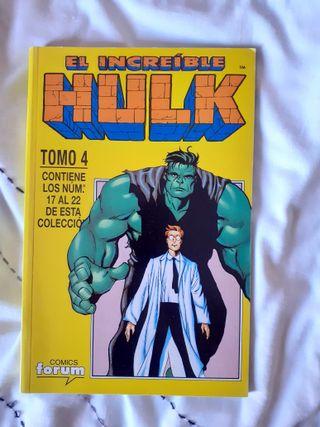 El Increíble Hulk Tomo 4 (Retapado)