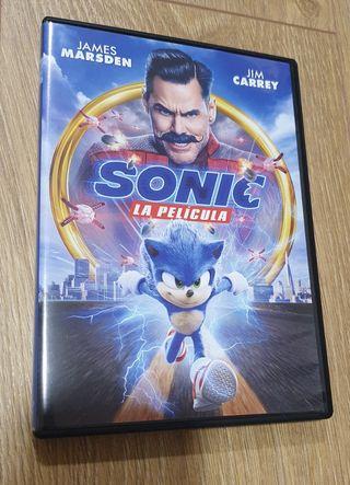 3x2 Película Sonic