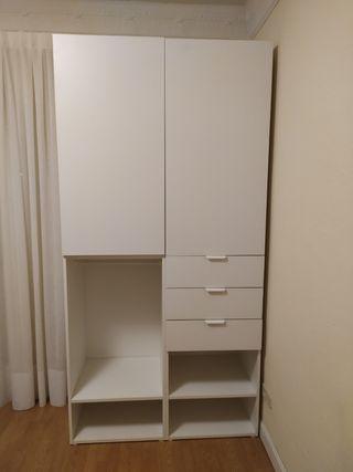 Armario por Módulos Ikea