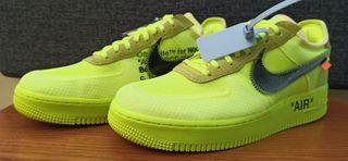 Nike air force 1 x off-white