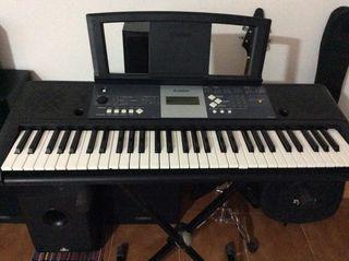 Teclado y piano Yamaha