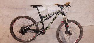 bicicleta enduro scott