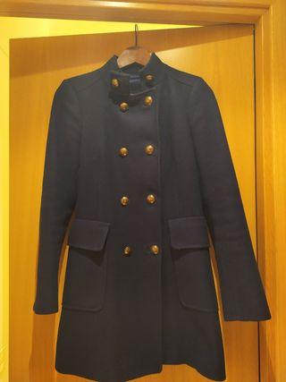 Abrigo marinero talla M