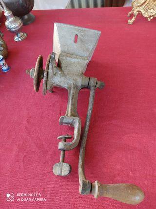 trituradora antigua