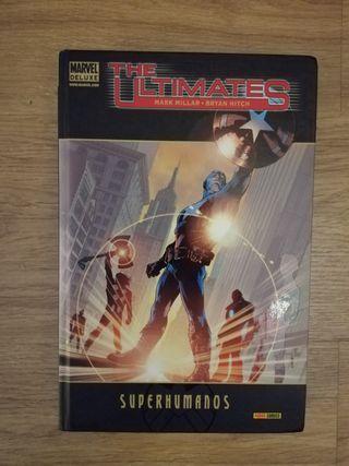 The Ultimates / Superhumanos