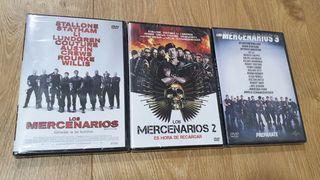 Triología de Mercenarios