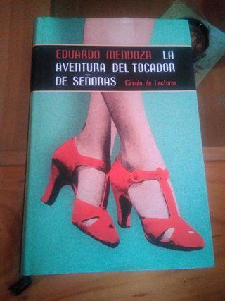 Libro - La aventura del tocador de señoras