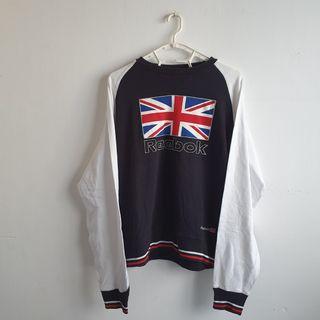 Sudadera Reino Unido Reebok