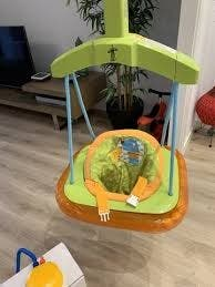 Saltador Jané de bebé